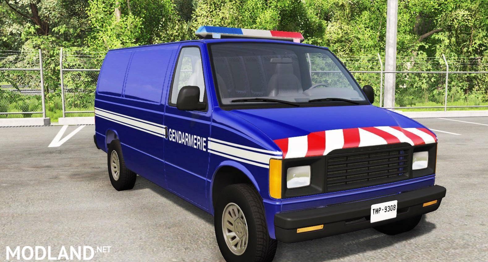 Gavril H-Series Police Nationale v 1 4 [0 8 0]